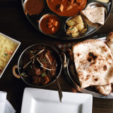 Indian food lunch date