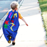 Toddler superhero