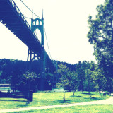 Cathedral Park - My Bridge