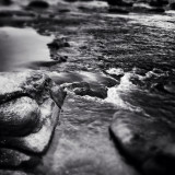 Water rapids soothe my soul...
