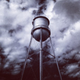 Water tower in Fredericktown MO