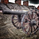 Cannon on the Walls in Derry