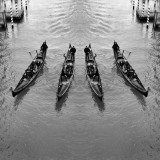 Venice beyond imagination : Venice Grand Canal, gondoliers and gondolas, palaces, dream or reality, so mysterious Venice, Italy. Venice and the people of Venice.