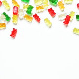 Candy Gummy Bears