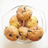 Olga cooked muffins for me :D