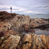 Portland Headlight.