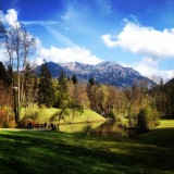 Around Schloss Linderhof