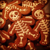 Ginger Dead Man Cookies