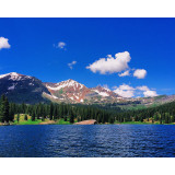 Lake Irwin - 10,000 ft - Crested Butte, CO