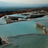Incredible Pamukkale. A must for every Turkey's visitor!!