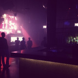 Party at the club on a Friday night in San Diego, CA