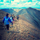 Summiting 14,000ers in Colorado