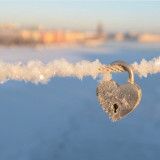 West Bridge, my favourite place to shoot Stockholm from. Loads of love locks and the amazing view of Stockholm.