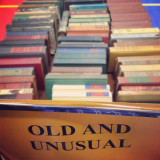 Old and unusual books