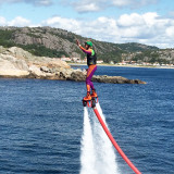 Flyboardshow in Båly, Norway