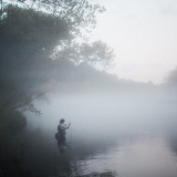Fly fishing in Arkansas