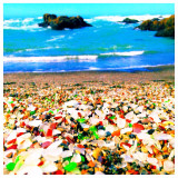 Glass Beach, Mendocino, California