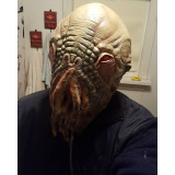 Ood from Doctor Who. Series 9 premier party with friends!