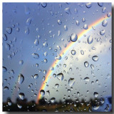 Raindrops and Rainbows