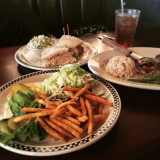 Chatham Sandwich, Cheeseburger and Meatloaf from Kate Mantellini