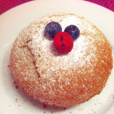Be thankful of what you have, you will end up having more. My homemade rednose muffin is my favorite dessert of all time.