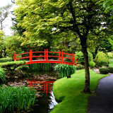 Japanese gardens in Ireland.
