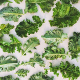 Embryonic kale chips.