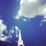 Your steadfast love, O LORD, extends to the heavens, your faithfulness to the clouds. Psalm 36:5