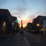 Sunset in Annapolis, Maryland