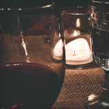 Candles & Wine