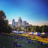 Piedmont Park, Music Midtown 2014