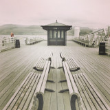Beaumaris Pier, Anglesey, North Wales