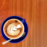A cup of COFFEE for a special person...