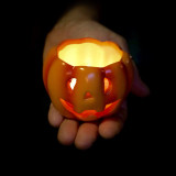 Mini halloween pumpkin