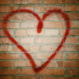 My love is strong like a brickwall
