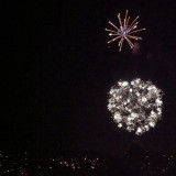Fireworks on the forth!