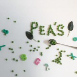 You either love them,or hate them:Peas
