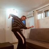 Dancing at home