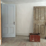 doors in an old house