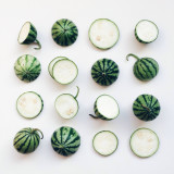 Baby watermelons pattern