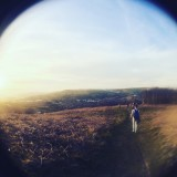 South Wales, Caerphilly mountain.