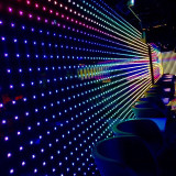 Neon Lights in the Club