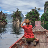 Khao Sok National Park, Cheo Lan Lake, Thailand