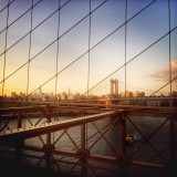 A view from the Brooklyn Bridge... NYC