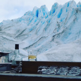Scotch on Ice (Perito Moreno Glacier)
