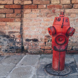 Fire hydrant. Cannaregio, Venice, Sep 2014