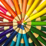 Colored pencils target
