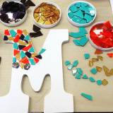 M is for Mosaic