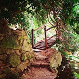 I know this place that's so beautiful, it's like a fairytale in real-life!! My happy place, my secret garden...