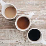 The 3 shades of coffee